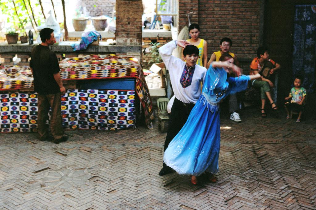 turpan - dionysian dance