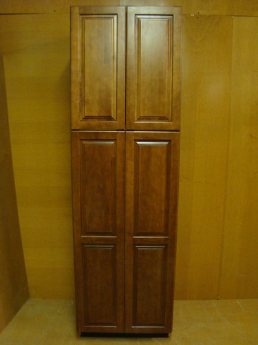 details about kraftmaid maple kitchen bathroom pantry cabinet 27