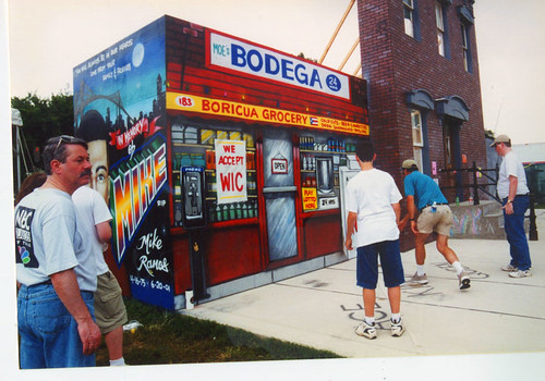 Smithsonian Bodega by Tats Cru