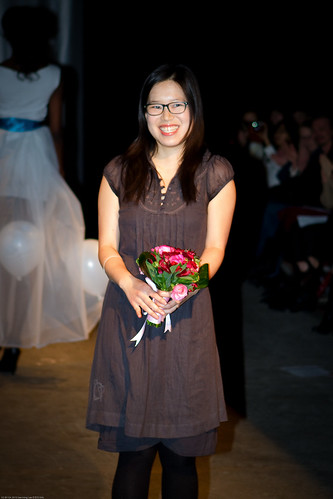 Diana Eng, Diana Eng's Fairytale Fashion Show at Eyebeam NYC / 20100224.7D.03545.P1.L1.C23 / SML (by See-ming Lee 李思明 SML)