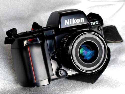 Nikon F90X (N90S) - Camera-wiki org - The free camera