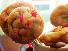 chocolate chip cookie lollipop - cookie bouquet (valentine's day) - 19