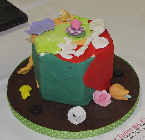 Toto's Cake