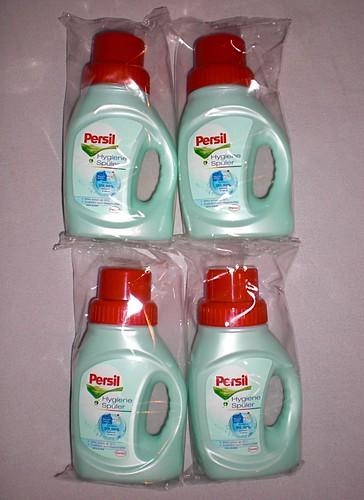 Persil Hygiene Spüler.