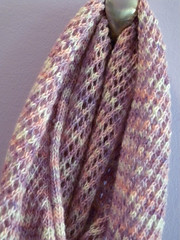 Solitude Scarf - Closeup