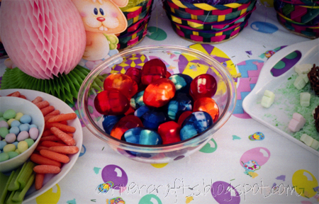 2nd-birthday-party-easter-girl-jell-o-gelatin-egg