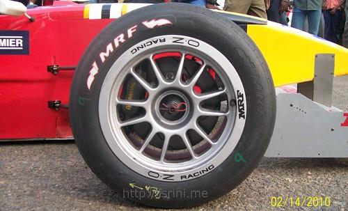 mrf race 350