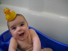 ducky = hat!