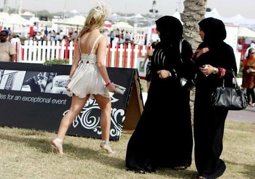 Hijab women