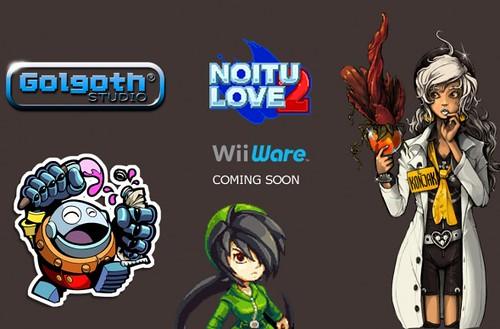Noitu Love 2 WiiWare