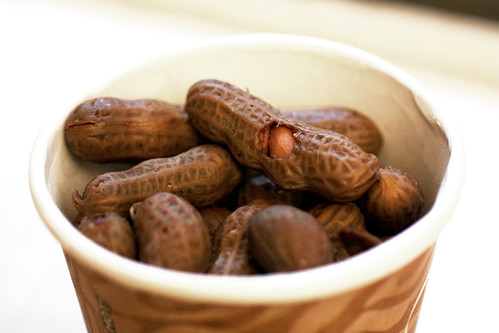 peanuts @ baohaus