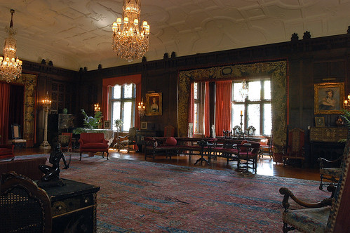 Stan Hywet Music Room