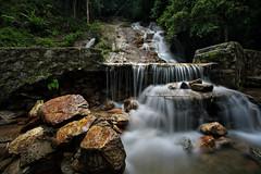 Temptation (vedd) Tags: longexposure canon river eos waterfall malaysia kualalumpur selangor hoya nd400 uluyam 400d sungaitua vedd gettyimagesmalaysia