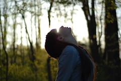 (mia sara.) Tags: sun 50mm woods nikon flare f18 straightoutofthecamera d40 miasara