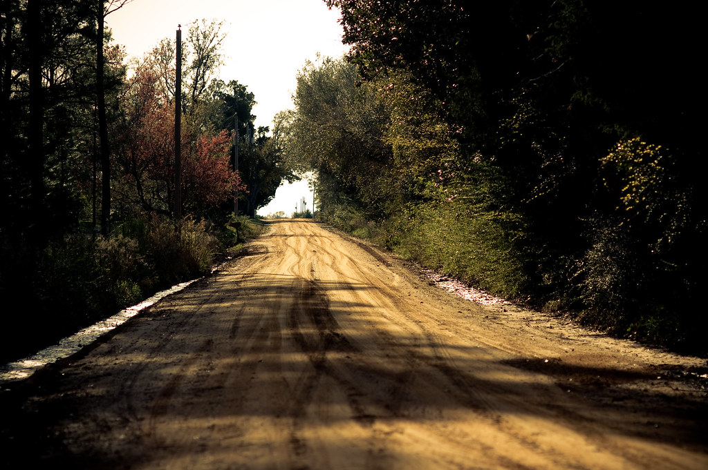 """There are songs that come... from the dust of a thousand country roads."""