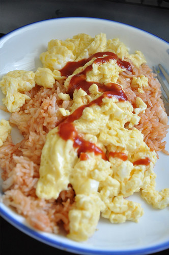 Omurice fail