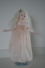 BJD Judith (Alaskabody-dolls) Tags: original anna ball miniature doll ooak fairy fantasy clay blond bjd resin anya faerie jointed polymer    alaskabodydolls      gechtman