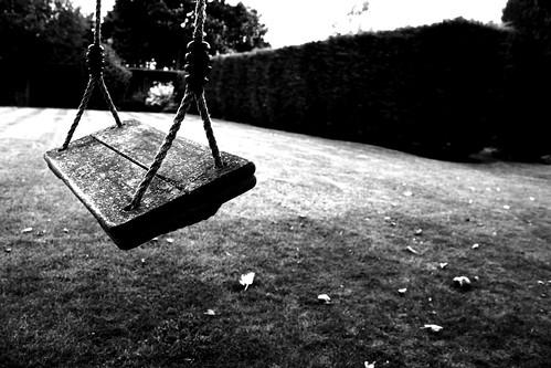 Forgotten Childhood (source: Flickr)
