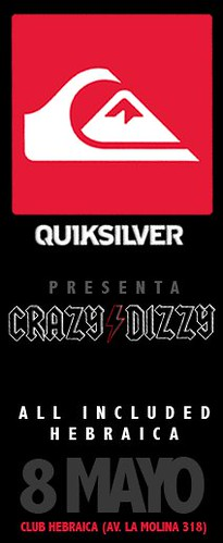 Crazy Dizzy - Club Hebraica