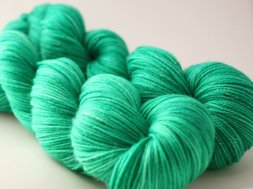 ~Emerald City 1~ Seraphim Sparkle & Elation MCN Sock
