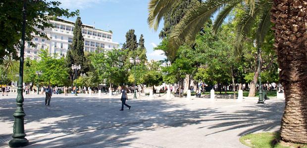 Praça Syndagma (Syntagma)