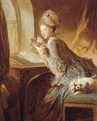 'The Love Letter' Jean-Honor Fragonard, 1770 (pheli) Tags: art painting 1770 18thcentury rococo 1700s theloveletter jeanhonorfragonard