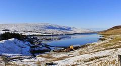 Voe _MG_7722 (Ronnierob) Tags: snow voe shetlandisles