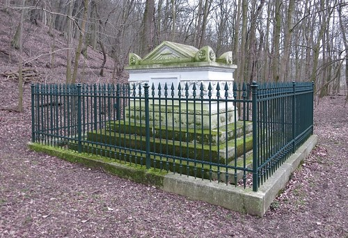 Grabmal von Feldmarschall Laudon