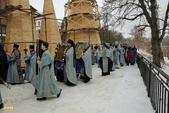 The Laying of the Foundation Stone of Saint John the Russian's Church / Закладка храма св. Иоанна Русского (6) 20.02.2017