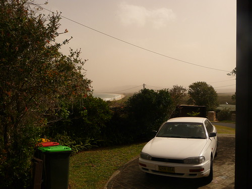Dust Storm Take Three