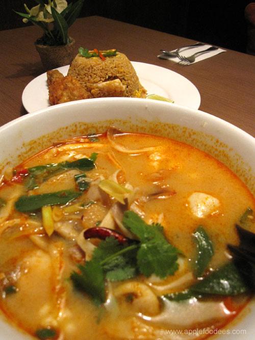 just thai 1utama-Tom Yam 2
