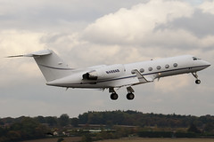 N468AB - 1477 - Private - Gulfstream IV - Luton - 091022 - Steven Gray - IMG_2780