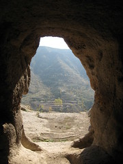 Georgia, Vardzia - Cave Monatsery