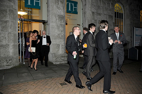 Royal Television Society Awards 2009 by Karen Strunks