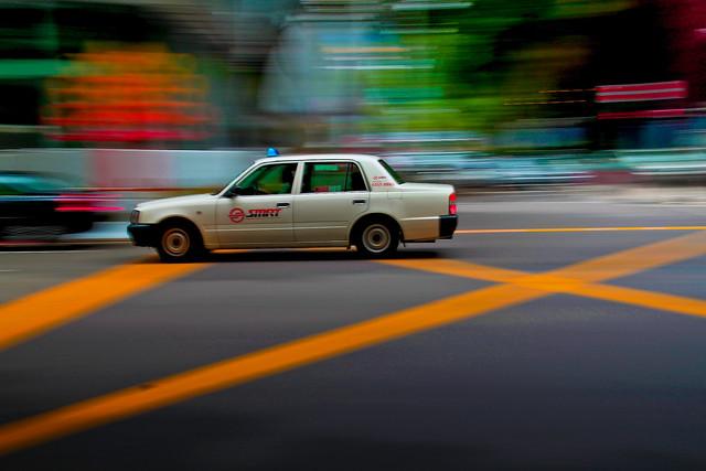 101Kph Taxicab