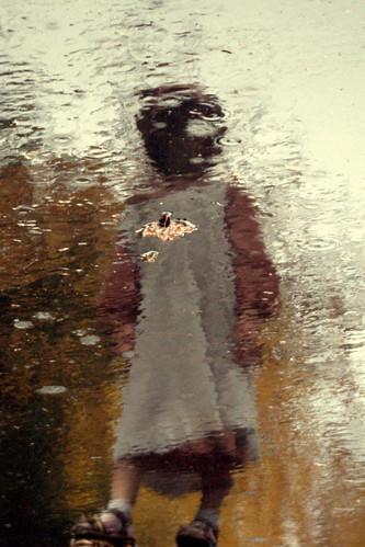 Halloween rain