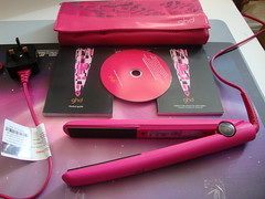 BRAND NEW GHD LIMITED EDITION PROFESSIONAL PINK STYLERDJACID