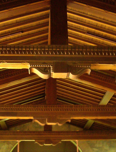 PB071485-Pitts-Theology-Library-Cathedral-Ceiling-Detail