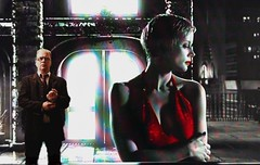 BROKEN DREAMS (*SARCASTICALIOUS*) Tags: sincity littlereddress michealcaine