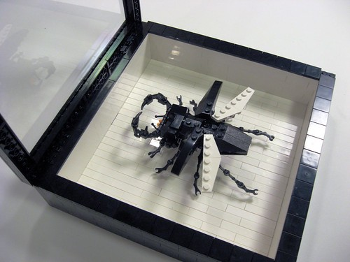 LEGO Stag beetle