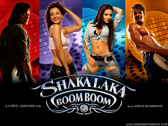 Shakalaka Boom Boom poster