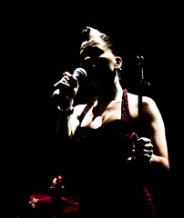 Imelda May (Fritenks) Tags: music dublin woman girl female song rockroll vocalist guapa proudtobeirish imeldamay rokkabilly lovetatoo lastfm:event=1025524