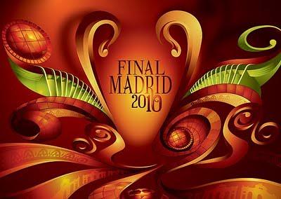 Finale Champions League 2009 - 2010