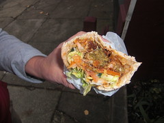 Falafel from Fat Kitty