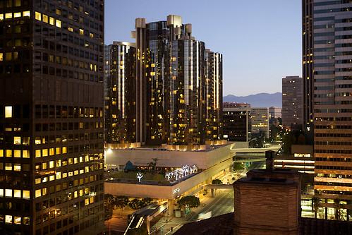 Standard rooftop view