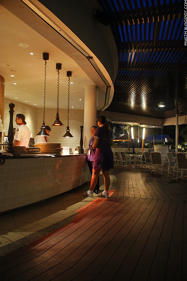 Hard Rock Hotel Penang Restaurant