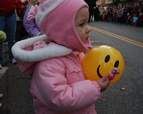North Attleboro Santa Parade 2009