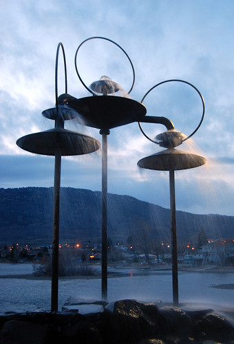 34 - Osoyoos Fountain