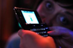 Whatcha texting?