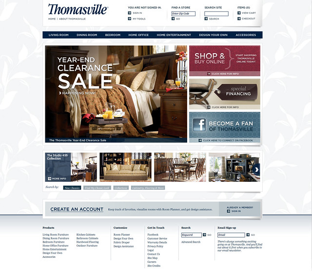 Thomasville Furniture. www.thomasville.com